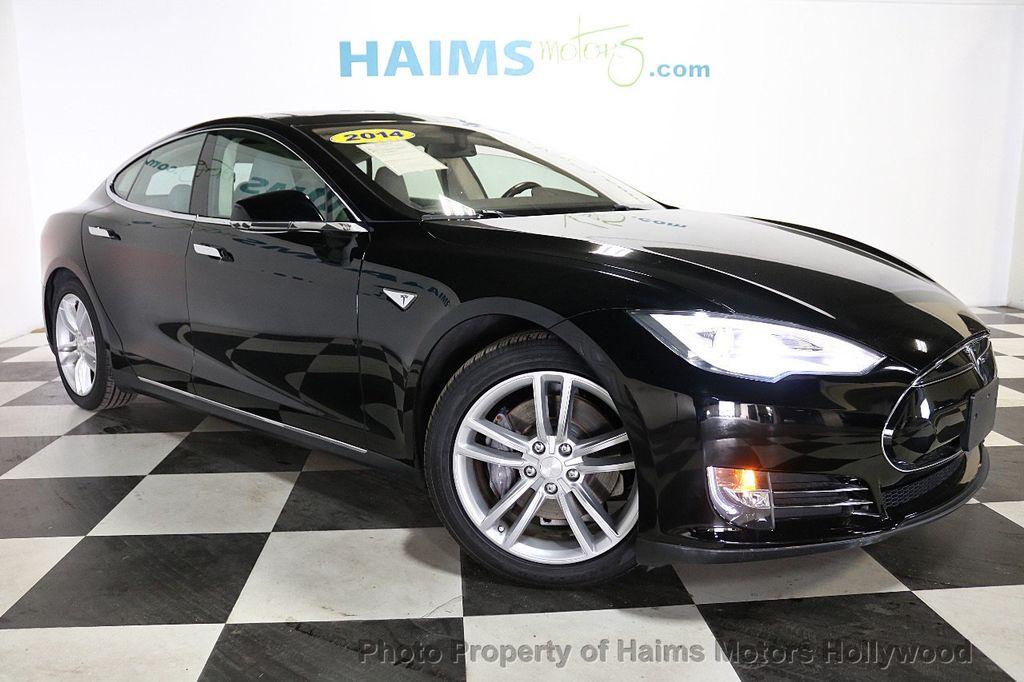 2014 Tesla Model S 4dr Sedan 85 kWh Battery - 18411958 - 3