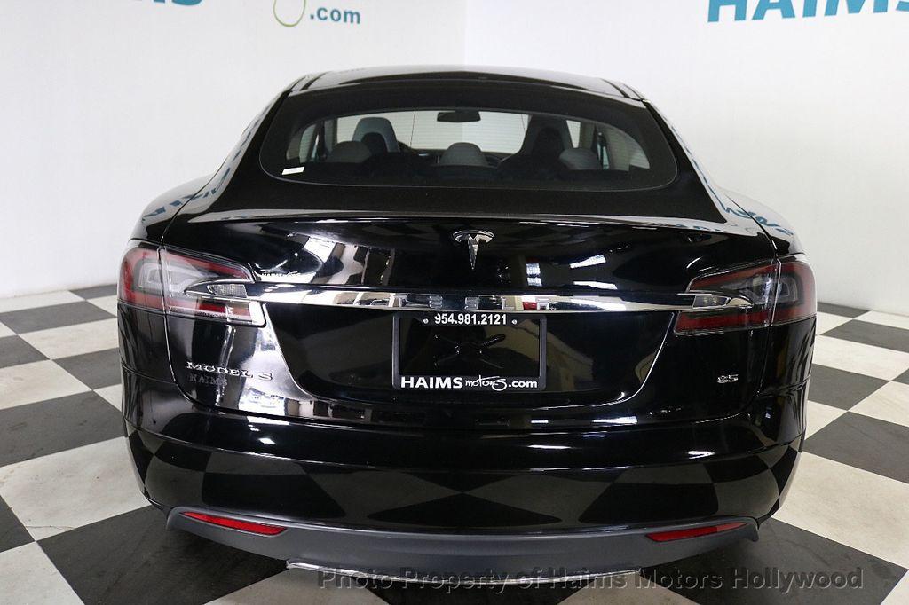 2014 Tesla Model S 4dr Sedan 85 kWh Battery - 18411958 - 5
