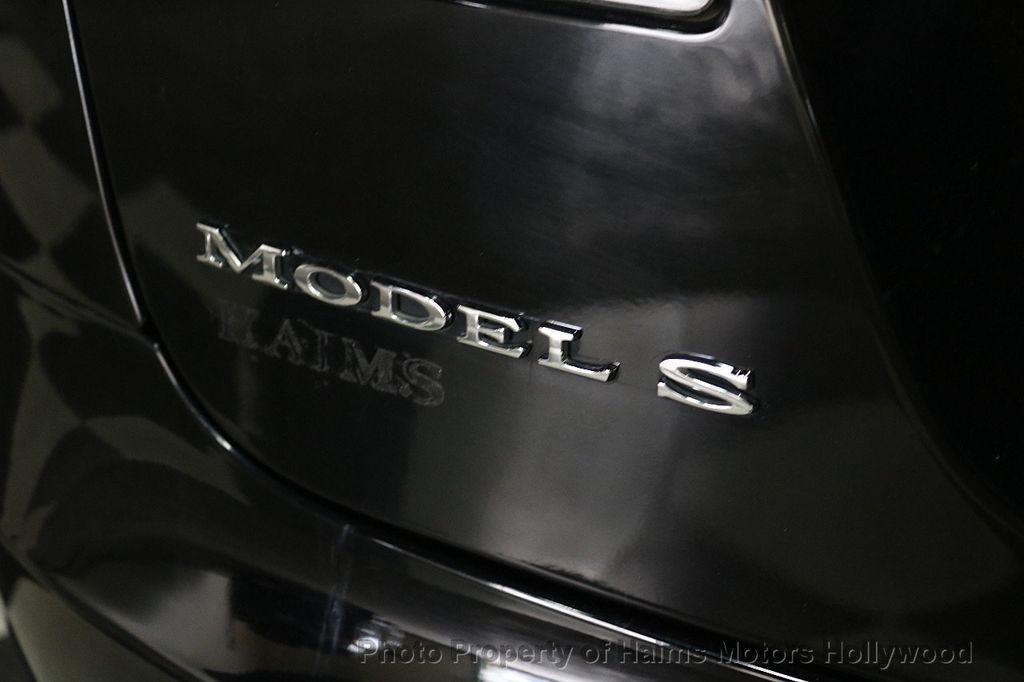 2014 Tesla Model S 4dr Sedan 85 kWh Battery - 18411958 - 8