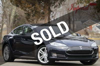 2014 Tesla Model S 4dr Sedan 85 kWh Battery