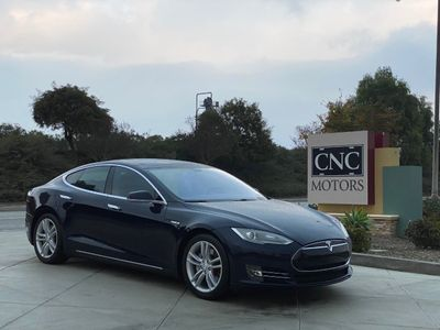 Used Tesla Model S Ontario Ca