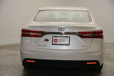2014 Toyota Avalon 4dr Sedan XLE Touring - Click to see full-size photo viewer
