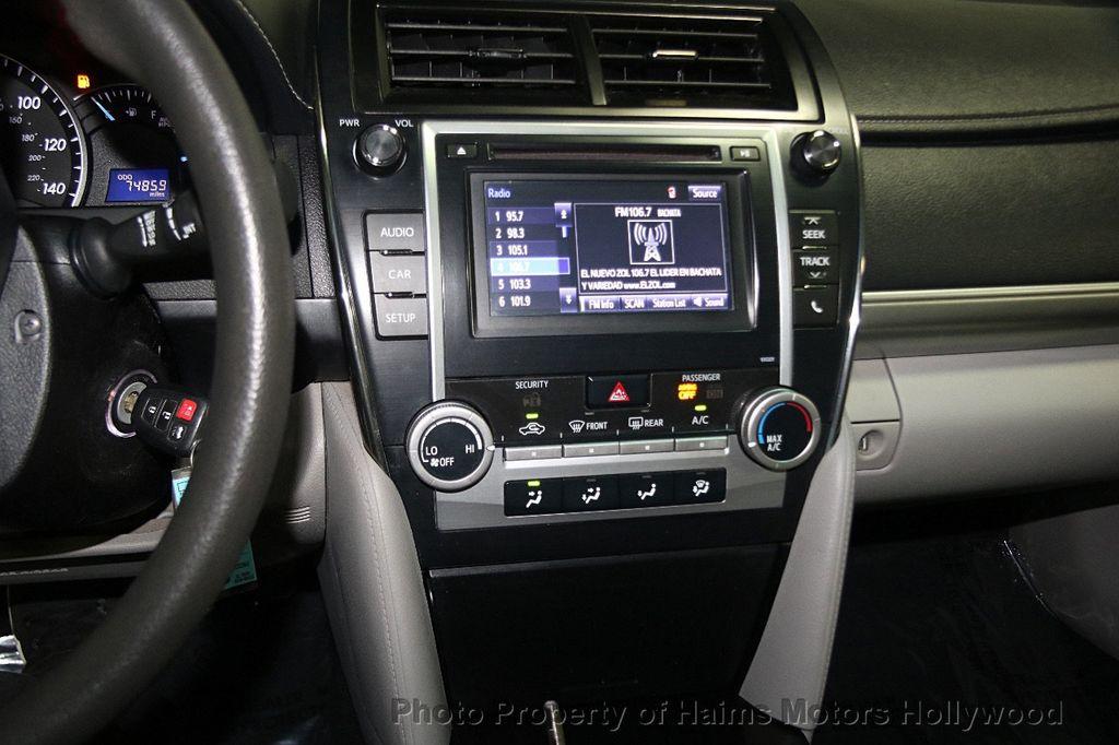 2014 Used Toyota Camry 2014 5 4dr Sedan I4 Automatic Le At Haims