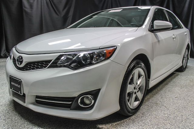 Toyota Camry Sport >> 2014 Used Toyota Camry 2014 5 4dr Sedan I4 Automatic Se Sport At Auto Outlet Serving Elizabeth Nj Iid 16457484