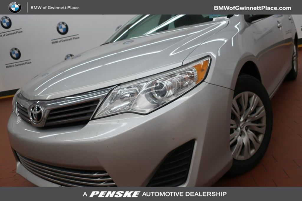 2014 Toyota Camry 4DR SDN I4 LE AT - 17113749 - 0