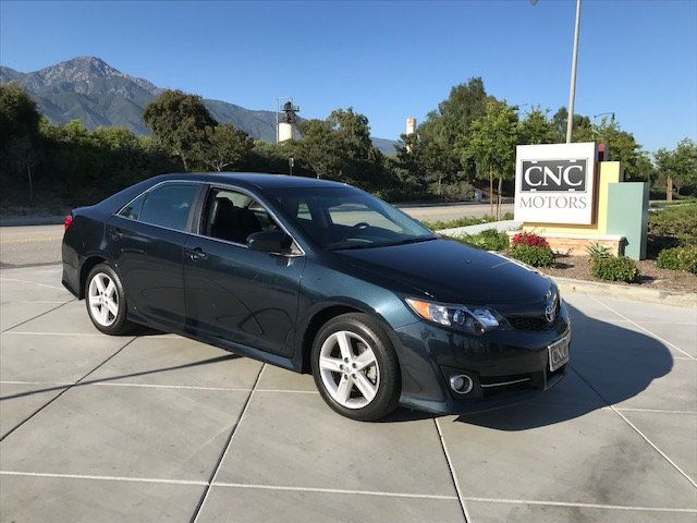 Toyota Camry Used >> 2014 Used Toyota Camry 4dr Sedan I4 Automatic Se At Cnc Motors Inc Serving Upland Ca Iid 18996322