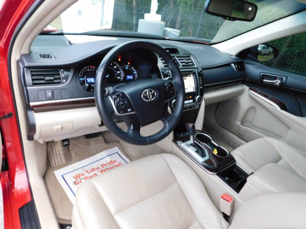 2014 Toyota Camry 4dr Sedan I4 Automatic XLE - 16824082 - 15