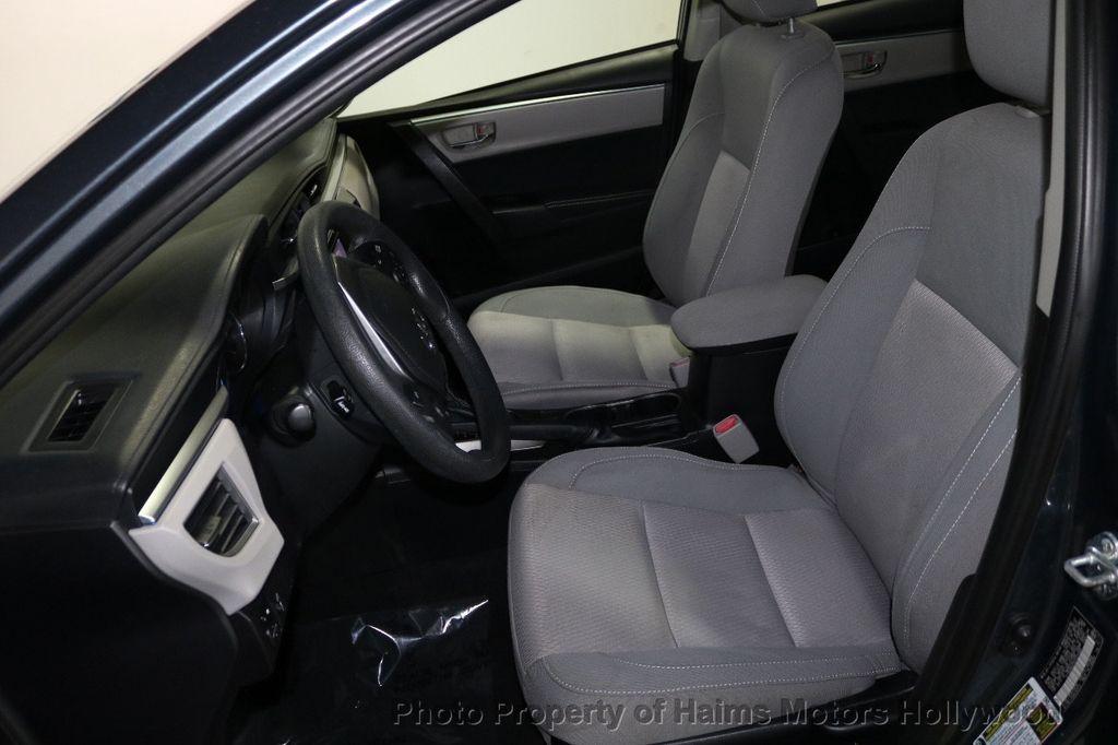 2014 Toyota Corolla  - 18658504 - 16