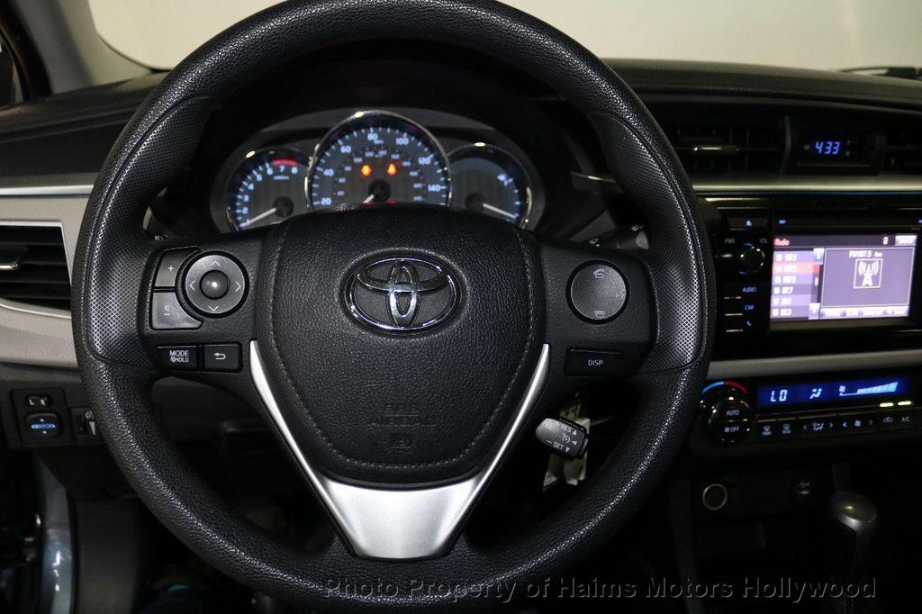 2014 Toyota Corolla  - 18658504 - 26