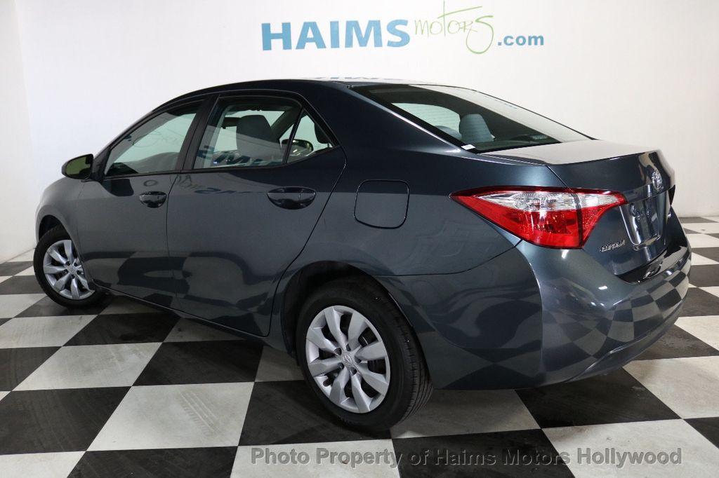2014 Toyota Corolla  - 18658504 - 4