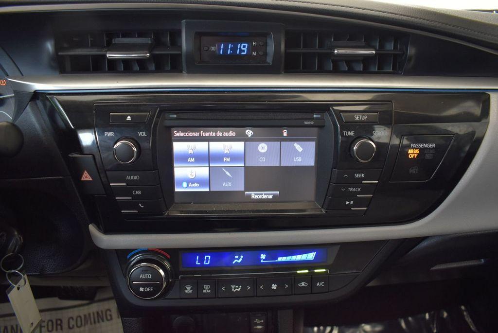 2014 Toyota Corolla 4dr Sedan Automatic L - 17988818 - 20