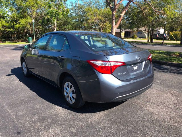 2014 Toyota Corolla 4dr Sedan Automatic L - Click to see full-size photo viewer