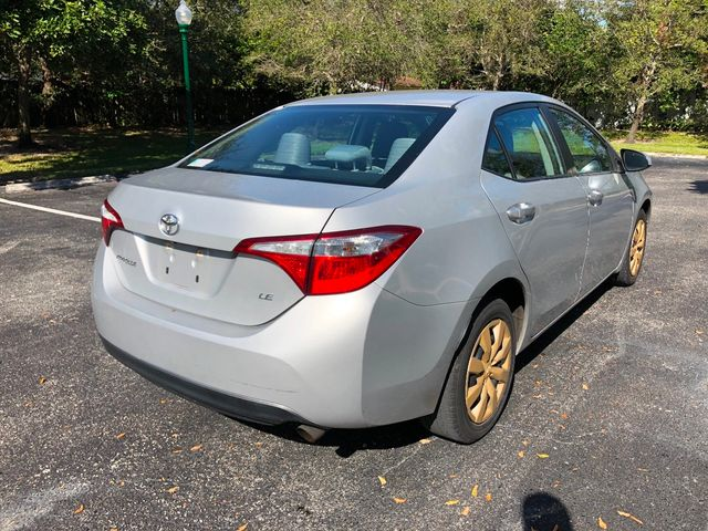 2014 Toyota Corolla 4dr Sedan CVT LE - Click to see full-size photo viewer