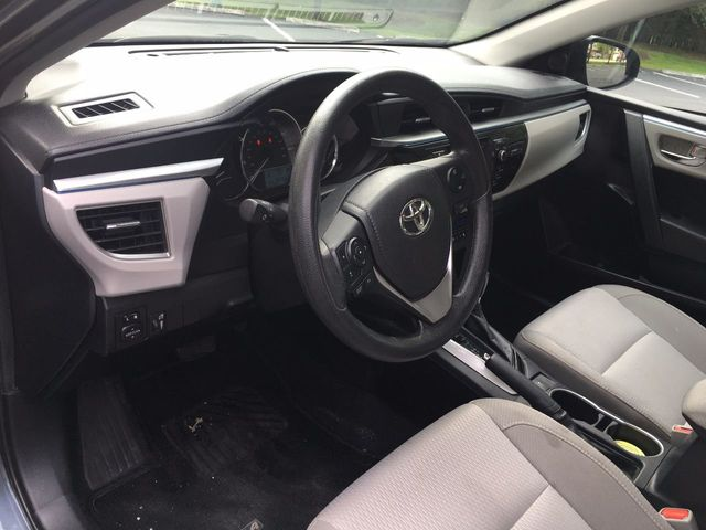 2014 Toyota Corolla 4dr Sedan CVT LE ECO - Click to see full-size photo viewer