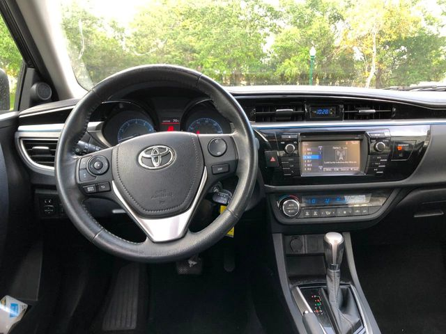 2014 Toyota Corolla 4dr Sedan CVT S Plus - Click to see full-size photo viewer