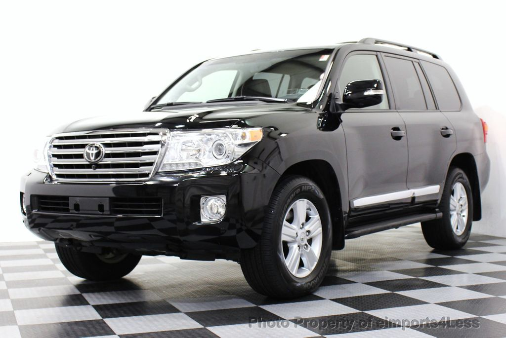 2014 used toyota land cruiser certified landcruiser v8 4wd. Black Bedroom Furniture Sets. Home Design Ideas