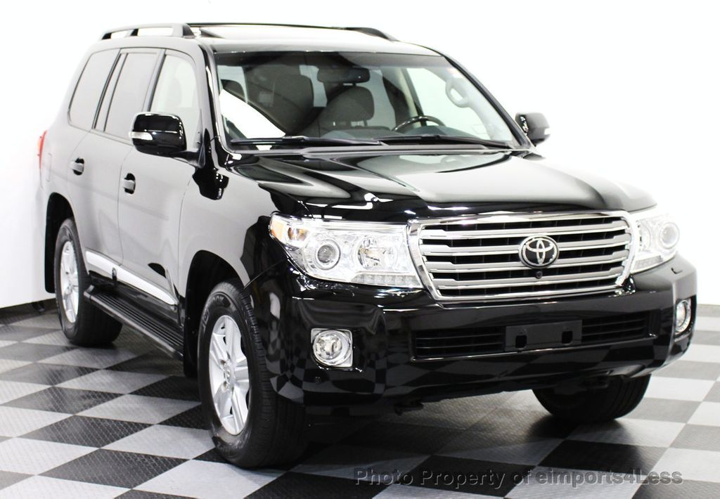 Rv For Sale Under 5000 >> 2014 Used Toyota Land Cruiser CERTIFIED LANDCRUISER V8 4WD SUV 3RD ROW / NAVI at eimports4Less ...