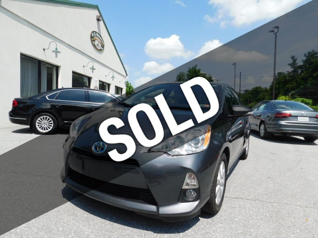 2014 Used Toyota Prius c 5dr Hatchback Four at HG Motorcar Corporation  Serving Downingtown, PA, IID 19002562