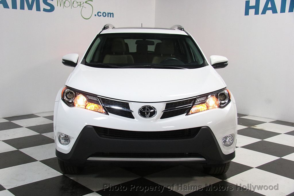 2014 used toyota rav4 4wd 4dr xle at haims motors. Black Bedroom Furniture Sets. Home Design Ideas