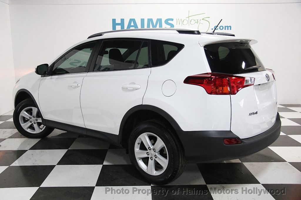 Toyota Dealership Fort Lauderdale >> 2014 Used Toyota RAV4 4WD 4dr XLE at Haims Motors Serving Fort Lauderdale, Hollywood, Miami, FL ...