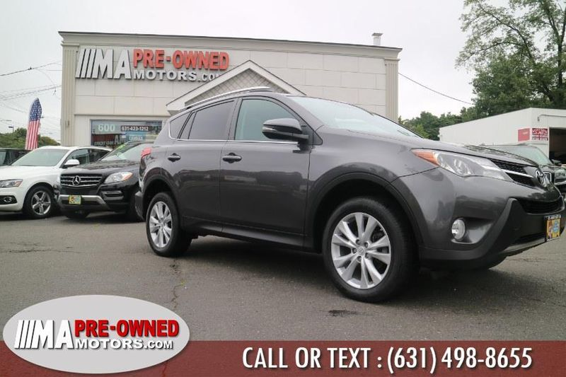 2014 Used Toyota RAV4 AWD 4dr Limited at WeBe Autos Serving Long Island,  NY, IID 18091595
