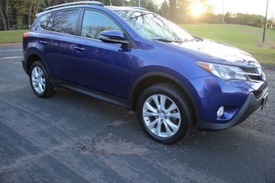 2014 Toyota RAV4 AWD LIMITED NAVIGATION LEATHER MOONROOF SUV