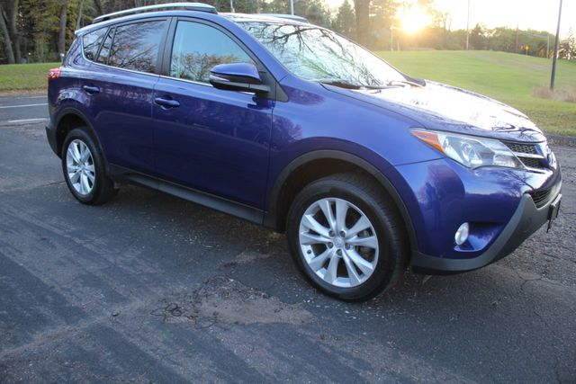 2014 Toyota RAV4 AWD LIMITED NAVIGATION LEATHER MOONROOF