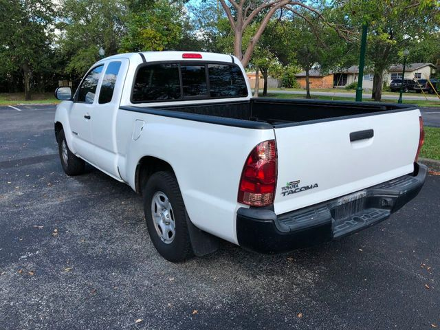 2014 Toyota Tacoma 2WD Access Cab I4 MT - Click to see full-size photo viewer