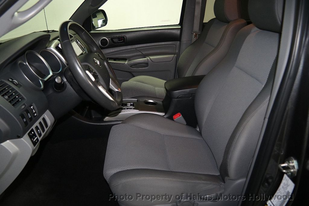 2014 Toyota Tacoma 2WD Double Cab I4 Automatic PreRunner - 16505763 - 16