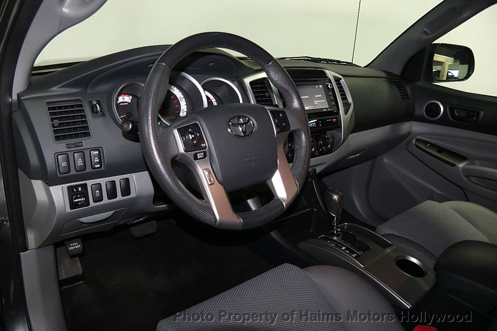 2014 Toyota Tacoma 2WD Double Cab I4 Automatic PreRunner - 16505763 - 17