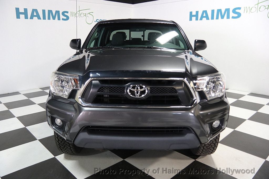 2014 Toyota Tacoma 2WD Double Cab I4 Automatic PreRunner - 16505763 - 1