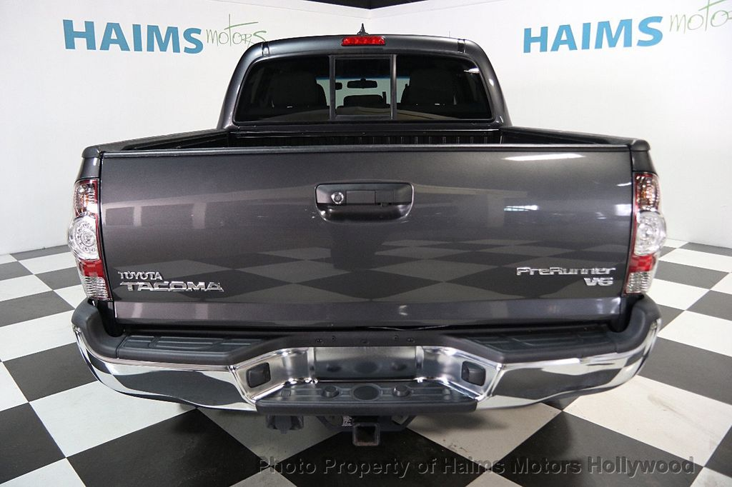 2014 Toyota Tacoma 2WD Double Cab I4 Automatic PreRunner - 16505763 - 4