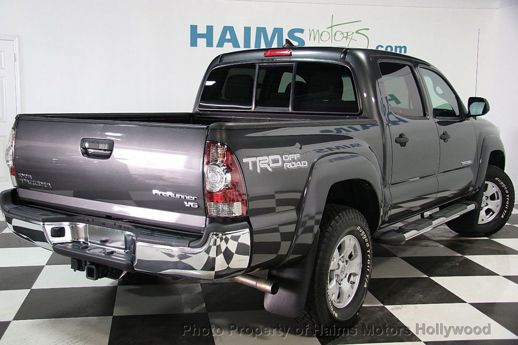 2014 Toyota Tacoma 2WD Double Cab I4 Automatic PreRunner - 16505763 - 5
