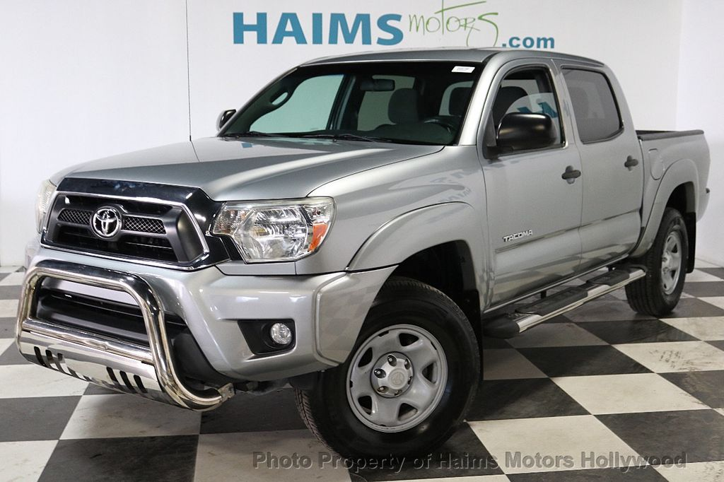 2014 Toyota Tacoma 2WD Double Cab V6 Automatic PreRunner - 18179024 - 1