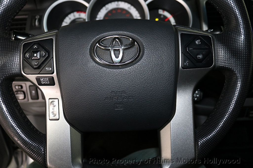 2014 Toyota Tacoma 2WD Double Cab V6 Automatic PreRunner - 18179024 - 24