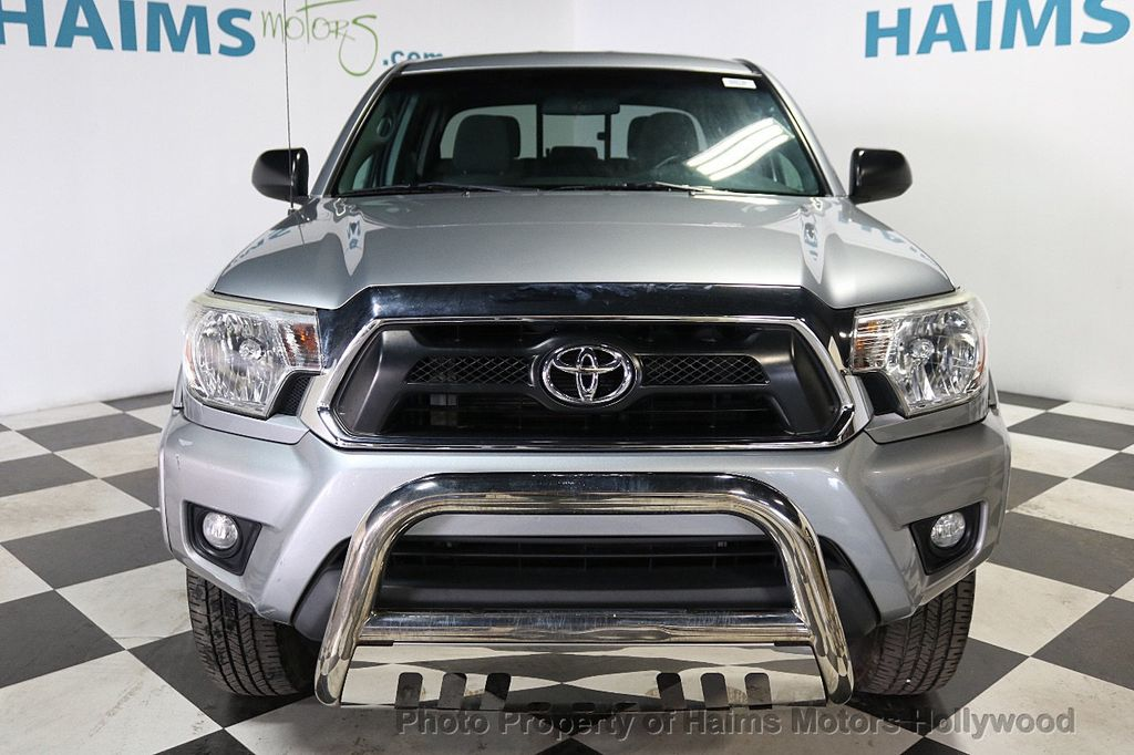 2014 Toyota Tacoma 2WD Double Cab V6 Automatic PreRunner - 18179024 - 2