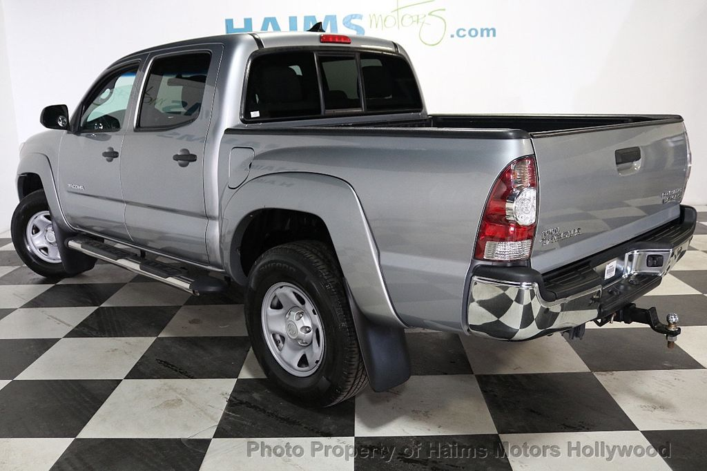 2014 Toyota Tacoma 2WD Double Cab V6 Automatic PreRunner - 18179024 - 4