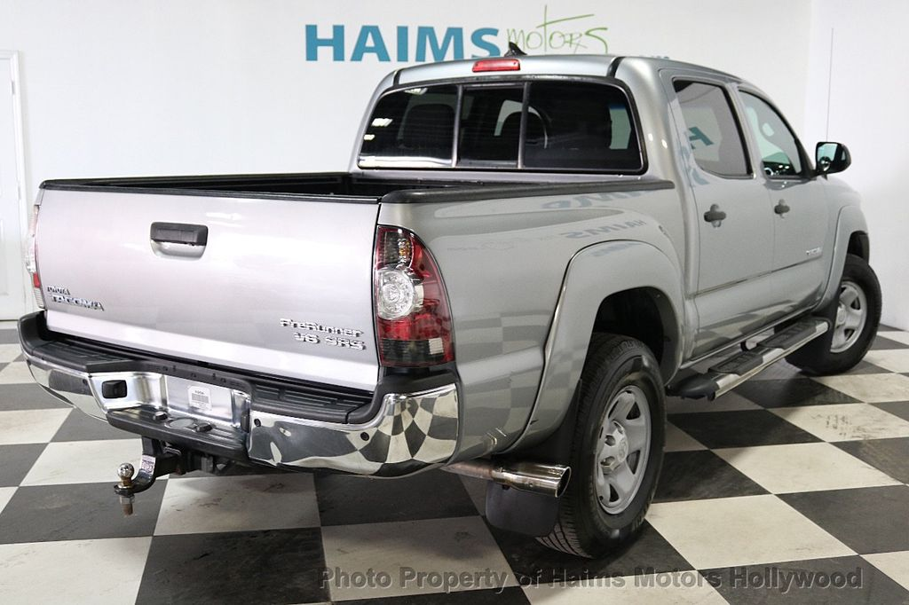2014 Toyota Tacoma 2WD Double Cab V6 Automatic PreRunner - 18179024 - 6