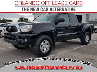 2014 Toyota Tacoma Base Trim - Click to see full-size photo viewer