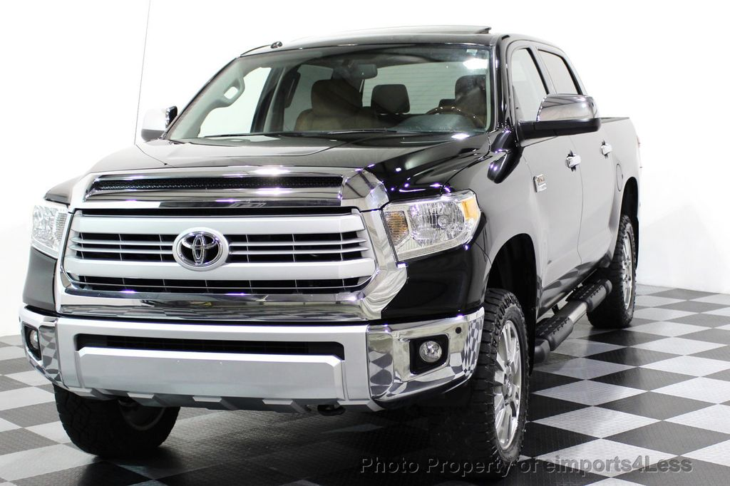2014 Toyota Tundra CERTIFIED TUNDRA CREWMAX 4WD 1794 EDITION - 16876153 - 14