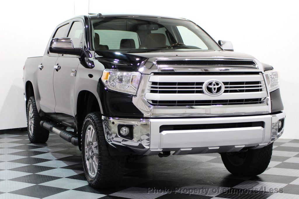 2014 Toyota Tundra CERTIFIED TUNDRA CREWMAX 4WD 1794 EDITION - 16876153 - 15