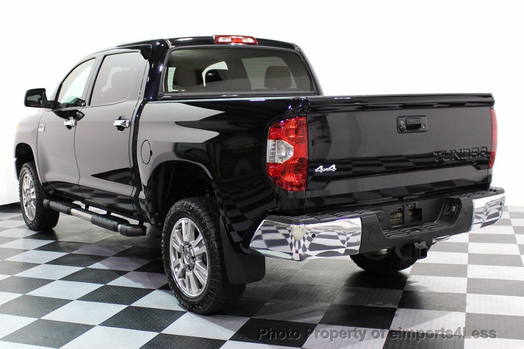 2014 Toyota Tundra CERTIFIED TUNDRA CREWMAX 4WD 1794 EDITION - 16876153 - 16