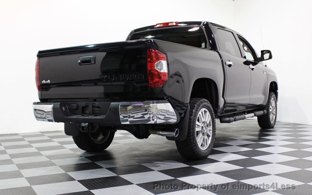 2014 Toyota Tundra CERTIFIED TUNDRA CREWMAX 4WD 1794 EDITION - 16876153 - 18