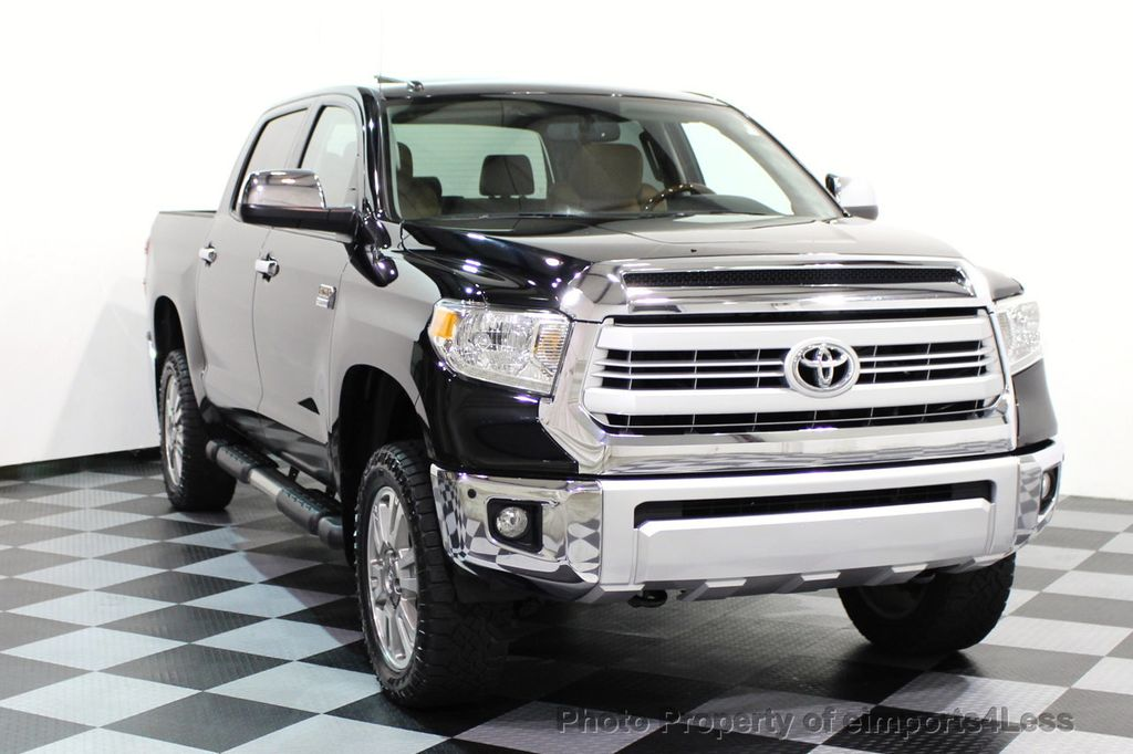 2014 Toyota Tundra CERTIFIED TUNDRA CREWMAX 4WD 1794 EDITION - 16876153 - 1