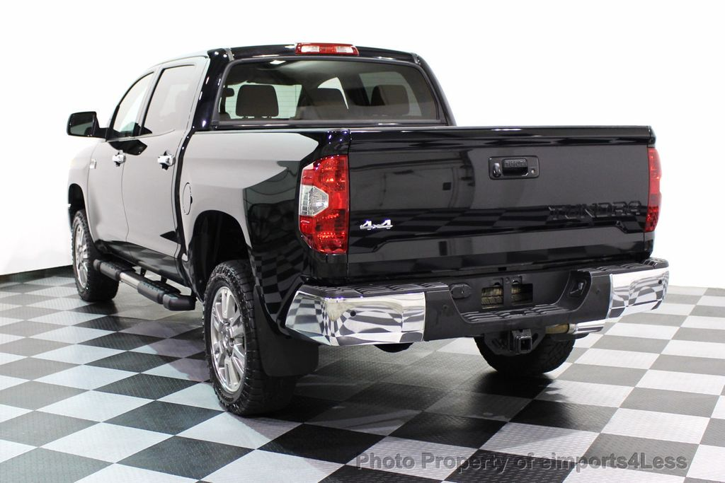 2014 Toyota Tundra CERTIFIED TUNDRA CREWMAX 4WD 1794 EDITION - 16876153 - 2
