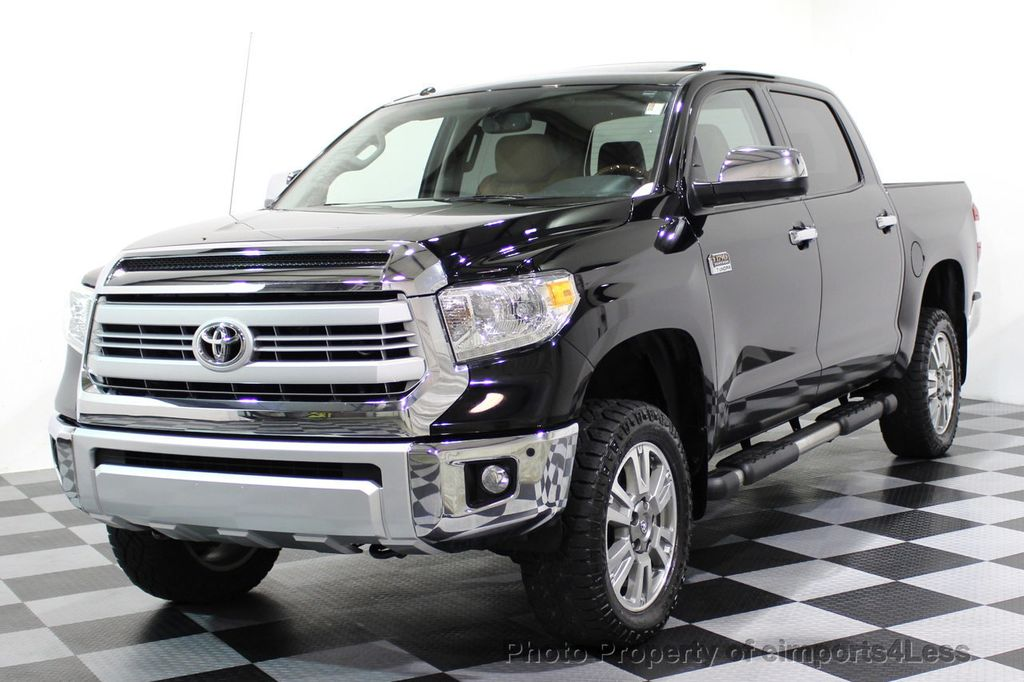 2014 Toyota Tundra CERTIFIED TUNDRA CREWMAX 4WD 1794 EDITION - 16876153 - 33