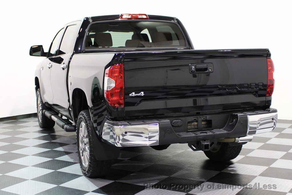2014 Toyota Tundra CERTIFIED TUNDRA CREWMAX 4WD 1794 EDITION - 16876153 - 35