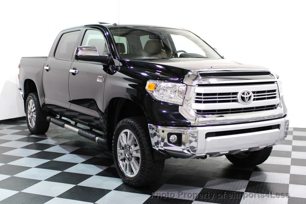 2014 Toyota Tundra CERTIFIED TUNDRA CREWMAX 4WD 1794 EDITION - 16876153 - 36