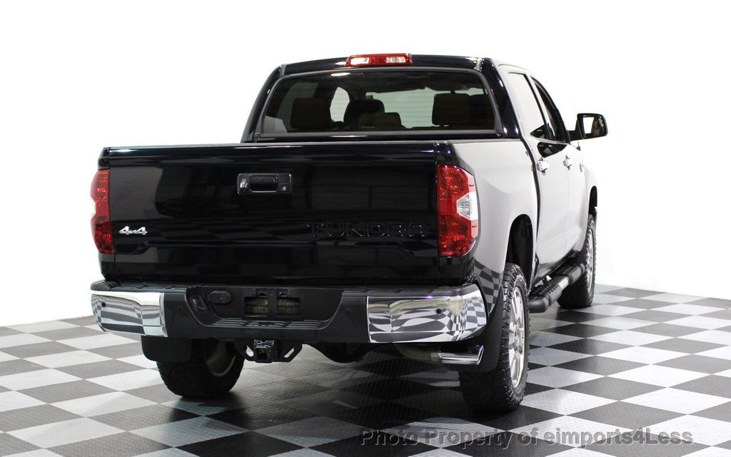 2014 Toyota Tundra CERTIFIED TUNDRA CREWMAX 4WD 1794 EDITION - 16876153 - 38