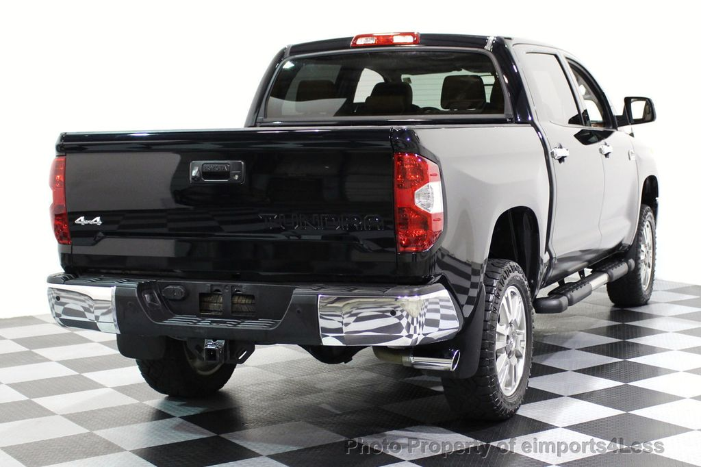 2014 Toyota Tundra CERTIFIED TUNDRA CREWMAX 4WD 1794 EDITION - 16876153 - 3